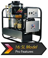 16SL pressure washer product link