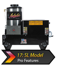 17SL pressure washer product link