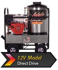 40-Series12V DD pressure washer product link
