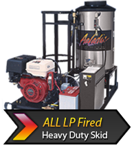 40-Series LP Fired Skid pressure washer product link