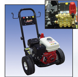 532S- Gas Direct Drive Cold Water Pressure Washer