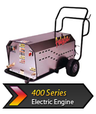 400 Electric cold water pressure washer