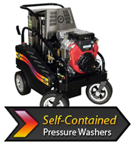 he pressure washer self-contained link
