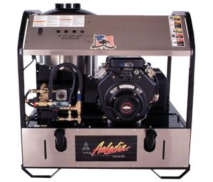 40-series-12vhds Pressure washer