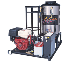 40-series-all-lp-fired pressure washer